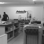 Photo taken at Print City by Carlos G. on 7/16/2013