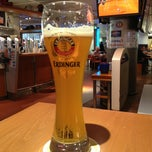 Photo taken at Erdinger Weißbier Sportsbar by Frank M. on 6/4/2013