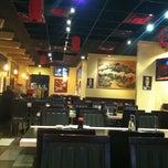 Photo taken at Toyama Japanese Resturant by raQuiam V. on 10/30/2012