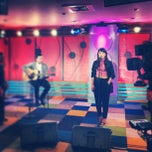 Photo taken at VH1 Big Morning Buzz Live Studio by VH1 on 4/4/2013