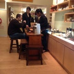 Photo taken at Red Blossom Tea Company by Gary S. on 1/14/2013
