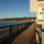 Photo taken at Redondo Board Walk by Brian H. on 2/16/2013
