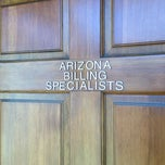 Photo taken at Arizona Billing Specialists by Rhondaaaa R. on 4/1/2013