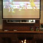 Photo taken at Old Wesley RFC by Steffinho on 10/4/2014