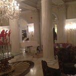 Photo taken at Grand Hotel Des Bains by Laura C. on 9/25/2012