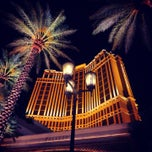 Photo taken at The Palazzo Resort Hotel & Casino by Scott T. on 6/13/2013