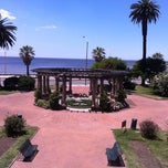Photo taken at Plaza Gomensoro by Rodrigo F. on 12/2/2012