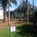 Photo taken at Parque Estudiante Javier Fernández Quesada ( Antiguo Parque Los Dragos) by Ramón H. on 12/24/2013