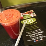 Photo taken at Fuel Grill and Juice Bar by J E K A &. on 4/9/2013