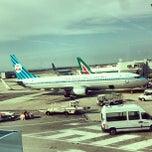 Photo taken at Terminal 1 by Stijn O. on 4/16/2013