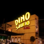 Photo taken at Dinosaurio Mall by Marce R. on 4/25/2013