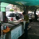 Photo taken at Tacos El Compaye by Rubén C. on 6/22/2013