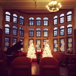 Photo taken at Indiana Memorial Union by Eli S. on 12/9/2012