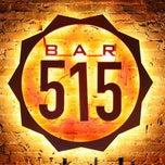 Photo taken at Bar 515 by Bar 515 on 3/2/2015