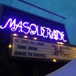 Photo taken at The Masquerade by jimmy on 5/2/2013