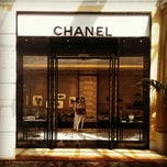 Photo taken at CHANEL Boutique by Daniel P. on 4/8/2014