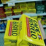 Photo taken at Presidente Supermarket by Steven R. on 11/23/2014