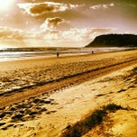 Photo taken at Burleigh Heads Park by Steve R. on 1/3/2013