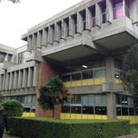 Photo taken at Universidad Rafael Landívar by Juan Felipe L. on 7/3/2013