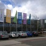 Photo taken at OpenText European Headquarters by Raffaele C. on 3/19/2013