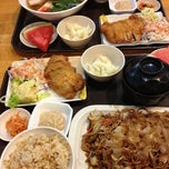 Photo taken at Umei Tei Japanese Restaurant by Michelle 💖 B. on 11/23/2012