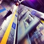 Foto tirada no(a) Estação Santa Cruz (Metrô) por Manoel B. em 11/26/2012