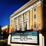 Photo taken at Carolina Theatre Of Durham by Bob N. on 4/7/2013