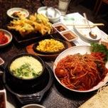 Photo taken at Dae Bok Restaurant by angela l. on 1/4/2015
