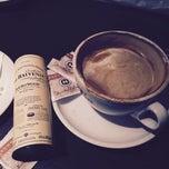 Photo taken at Caffè Nero by siwi a. on 10/5/2014