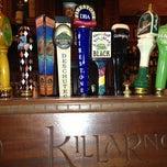 Photo taken at Killarney's Restaurant & Irish Pub by David N. on 1/31/2013