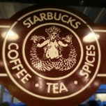 Photo taken at Starbucks by Andrew O. on 3/2/2013