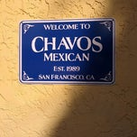 Photo taken at Chavo's by Ken B. on 2/8/2013