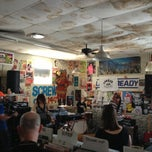 Photo taken at Trailerspace Records by angela f. on 3/16/2013