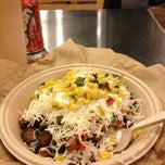 Photo taken at Qdoba Mexican Grill by Cesberry ☀ . on 2/11/2013