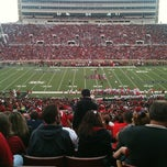 Photo taken at Jones AT&T Stadium by Haley C. on 9/15/2012