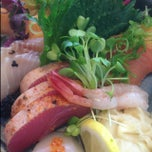 Photo taken at Akki Sushi by Erik M. on 5/29/2013