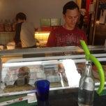 Photo taken at Akki Sushi by Erik M. on 5/22/2013