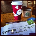 Photo taken at Starbucks by Kaleolani D. on 11/28/2012