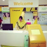 Photo taken at Maybank by Little Brat™ on 5/30/2013