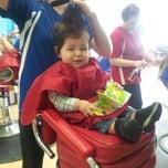 Photo taken at Kids Hair by Rhianna J. on 2/23/2014