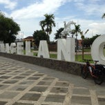 Photo taken at Alun - Alun Kota Magelang by Bagus G. on 1/16/2013