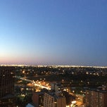 Photo taken at International Hotel Suites by Luis R. on 5/19/2015