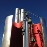 Photo taken at Soleri Bridge & Plaza by Gary M. on 1/6/2013
