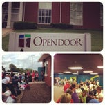 Photo taken at Church of the Open Door by Jason S. on 7/28/2013