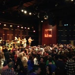 Photo taken at World Cafe Live by James R. on 2/23/2013