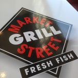 Photo taken at Market Street Grill by Scott L. on 6/7/2013