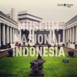 Photo taken at Museum Nasional Indonesia by Iskandar Munde Z. on 5/10/2013