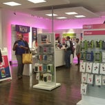 Photo taken at T-Mobile by Rami A. on 4/15/2014