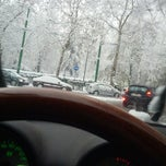 Photo taken at Piazzale Gorini by dikkone on 12/14/2012