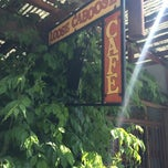 Photo taken at Loose Caboose Cafe by timothy w. on 6/1/2014